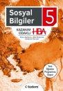 5. Sınıf Sosyal Bilgiler Kazanım Odaklı HBA Tudem Yayınları