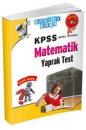 KPSS Matematik Yaprak Test Akıllı Adam Yayınları