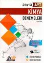 Hız ve Renk Yayınları AYT Kimya Özel Baskı 24x13 Denemeleri