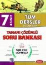 7. Sınıf Tüm Dersler Tamamı Çözümlü Soru Bankası Data Yayınları *