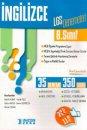 8. Sınıf LGS İngilizce Denemeleri İşleyen Zeka Yayınları