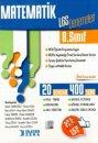 8. Sınıf LGS Matematik Denemeleri İşleyen Zeka Yayınları