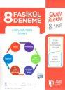 8. Sınıf 8 Fasikül Deneme Teas Press Yayınları