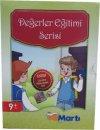 Martı Okul Yayınları Değerler Eğitimi Serisi 9+ Yaş 6 Kitap