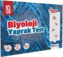 10. Sınıf Biyoloji Yaprak Test Lider Plus Yayınları