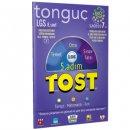 8.Sınıf LGS Tost 5. Adım Tonguç Akademi