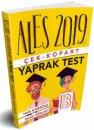 2019 ALES Çek Kopart Yaprak Test Benim Hocam Yayınları