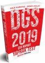 2019 DGS Çek Kopart Yaprak Test Bankası Benim Hocam Yayınları