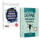 2019 KPSS ALES DGS YKS Paragraf ve Problemler Soru Bankaları 2P Seti Kariyer Meslek Yayınları