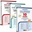 Jandarma Genel Komutanlığı Personel Meslek İçi Sınavlarına Hazırlık Kapsamlı Set Kariyer Meslek Yayınları