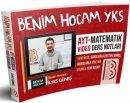2019 YKS-AYT Matematik Video Ders Notları Benim Hocam Yayınları