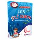 8.Sınıf LGS 5 Fasikül Deneme Lider Plus Yayınları