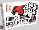 2019 ALES DGS Türkçe Video Soru Bankası Hale Karataş Benim Hocam Yayınları