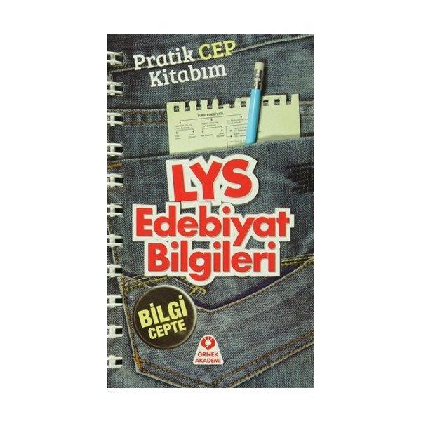LYS Edebiyat Bilgileri - Pratik Cep Kitabım Örnek Akademi Yayınları *