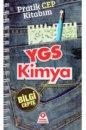 YGS Kimya Pratik Cep Kitabı Örnek Akademi Yayınları *