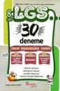 8. Sınıf LGS 30 Deneme Seans Yayınları