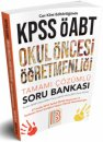 2019 ÖABT Okul Öncesi Öğretmenliği Tamamı Çözümlü Soru Bankası Benim Hocam Yayınları