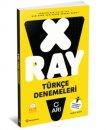 X RAY TYT Türkçe Denemeleri Arı Yayıncılık