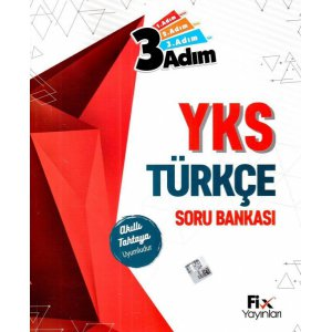 YKS Türkçe Soru Bankası Fix Yayınları