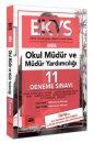 2019 EKYS MEB Okul Müdür ve Müdür Yardımcılığı 11 Deneme Sınavı Yargı Yayınları