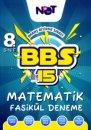8. Sınıf Matematik BBS 15 Fasikül Deneme BiNot Yayınları