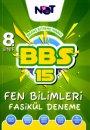 8. Sınıf Fen Bilimleri BBS 15 Fasikül Deneme BiNot Yayınları