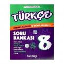8. Sınıf LGS Türkçe Soru Bankası Tam Bilgi Yayınları