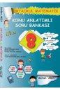 8. Sınıf Matematik Konu Anlatımlı Soru Bankası Serkan Akça