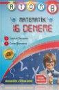 Atom 8. Sınıf Matematik 16 Deneme Serkan Akça