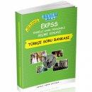 EKPSS Türkçe Soru Bankası Akıllı Adam Yayınları