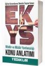 2020 MEB EKYS Müdür ve Müdür Yardımcılığı 10 Deneme Yediiklim Yayınları