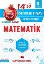 8. Sınıf Matematik Nar Tanesi 14 lü Deneme Sınavı Nar Test