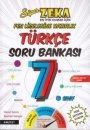 Nartest 7. Sınıf Süper Zeka Fen Liselerine Hazırlık Türkçe Soru Bankası