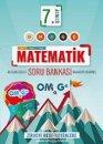 Omage Yayınları 7. Sınıf Omage Matematik Soru Bankası