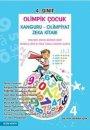 Altın Nokta Yayınları 4. Sınıf Olimpik Çocuk Bilsem Kanguru Olimpiyat Zeka Kitabı