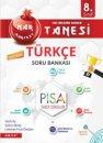 Nartest Yayınları 8. Sınıf Fen Liselerine Hazırlık Nar Tanesi Türkçe Soru Bankası