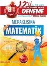 Nartest 8. Sınıf Meraklısına Matematik 12 li Deneme Fen Liselerine Hazırlık