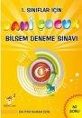 Altın Nokta Yayınları 1. Sınıf Dahi Çocuk Bilsem Deneme Sınavı 60 Soru