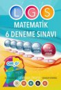 Omage Yayınları 8. Sınıf Fen Liselerine Hazırlık Omage Matematik 6 Deneme Sınavı