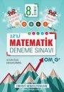Omage Yayınları 8. Sınıf 12li Matematik Deneme Sınavı