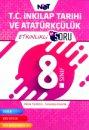 8. Sınıf İnkılap Tarihi ve Atatürkçülük Etkinlikli Bi Soru BiNot Yayınları
