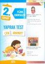 2.Sınıf Tüm Dersler Yaprak Test Rota Yayınları
