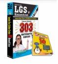 LGS Öncesi Çözülmesi Gereken 303 Matematik Soru Bankası Mutlak Değer Yayınları
