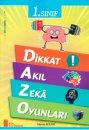 1. Sınıf Dikkat Akıl Zeka Oyunları Ata Yayınları