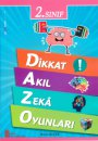 2. Sınıf Dikkat Akıl Zeka Oyunları Ata Yayınları