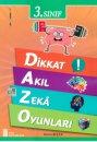 3. Sınıf Dikkat Akıl Zeka Oyunları Ata Yayınları