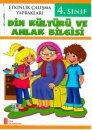 4. Sınıf Din Kültürü ve Ahlak Bilgisi Etkinlik Çalışma Yaprakları Ata Yayınları