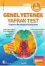 4. Sınıf Genel Yetenek Yaprak Test Düşünme Becerileri Geliştirme Ata Yayınları