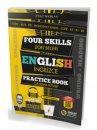 Four Skills English Practice Book - Dört Beceri İngilizce Çalışma Kitabı Pelikan Yayınları