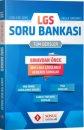 8.Sınıf LGS Tüm Dersler Soru Bankası Sonuç Yayınları